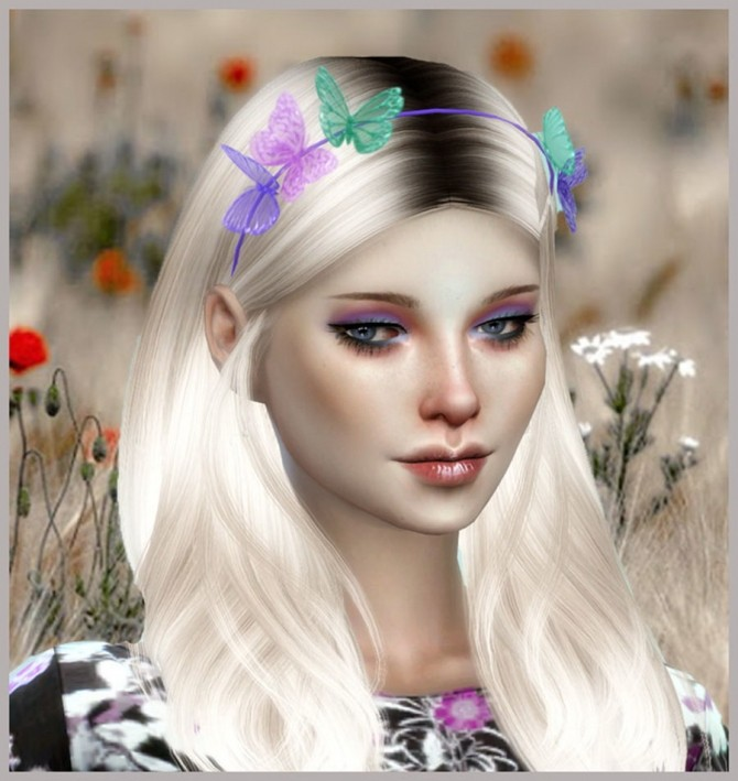 Sims 4 Candice by Mich Utopia at Sims 4 Passions
