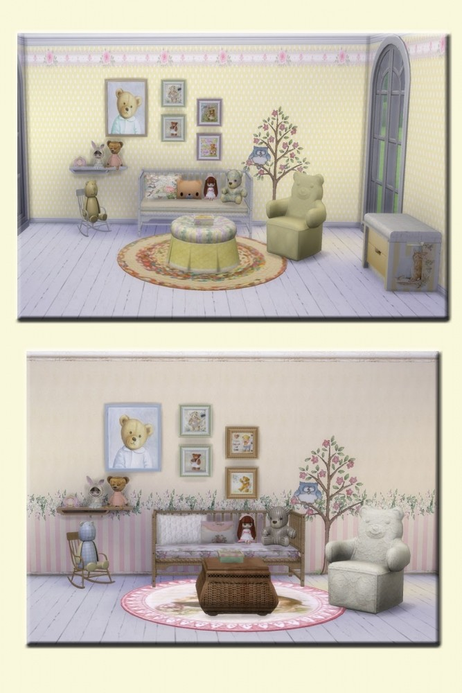 kid in bathroom children room add on at alelore sims 187 sims 4 updates 13311