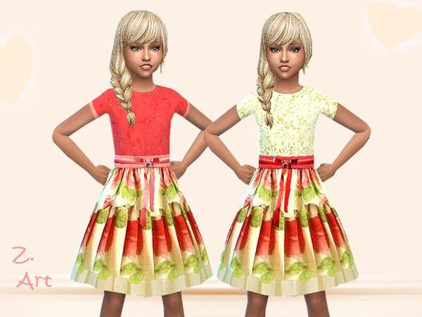 Sims 4 Rose Blossom by Zuckerschnute20 at TSR