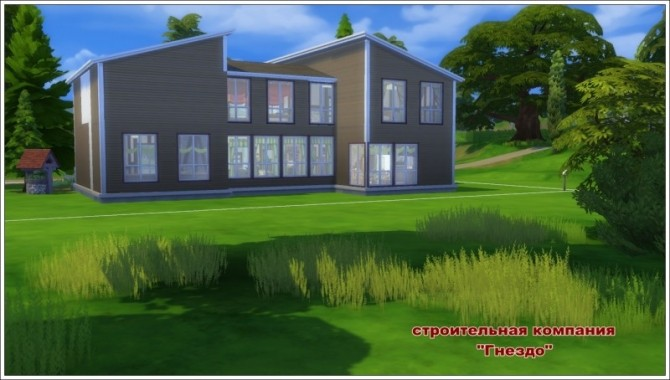 Sims 4 Summer House at Sims by Mulena
