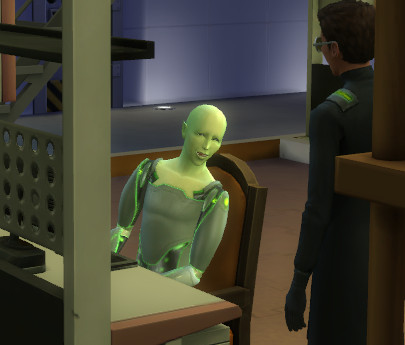 Sims 4 Alien Voices Changed to Human or Reaper by Shimrod101 at Mod The Sims