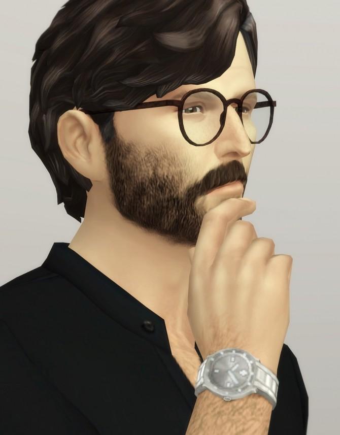 Eyeglasses N12 at Rusty Nail image 1462 670x857 Sims 4 Updates