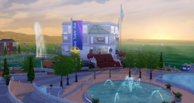 Cannes palace at Studio Sims Creation image 1479 670x355 Sims 4 Updates