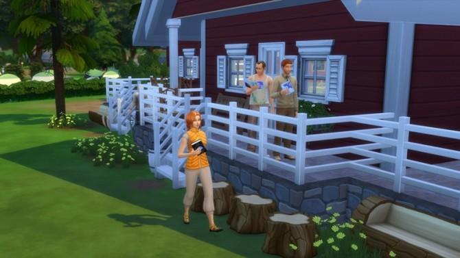 Sims 4 G.F. Holyday Center at Hafuhgas Sims Geschichten
