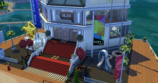 Cannes palace at Studio Sims Creation image 1509 670x355 Sims 4 Updates