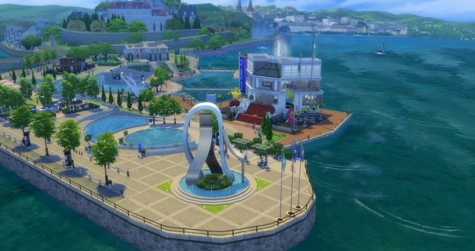 Cannes palace at Studio Sims Creation image 15114 670x355 Sims 4 Updates