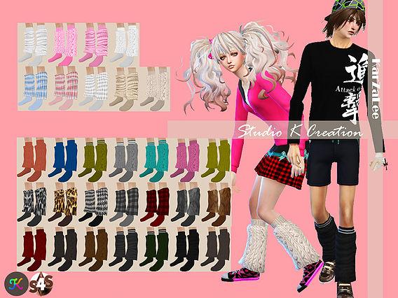 Loose Socks at Studio K Creation image 1533 Sims 4 Updates