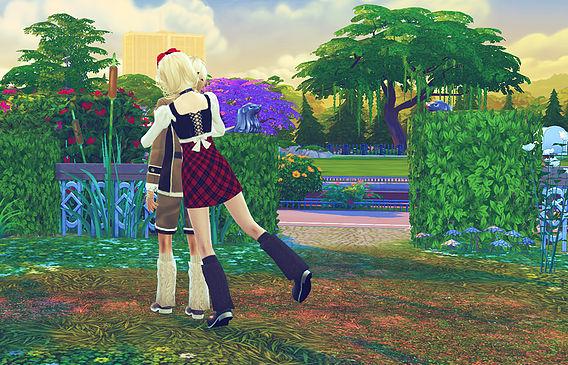 Loose Socks at Studio K Creation image 1543 Sims 4 Updates