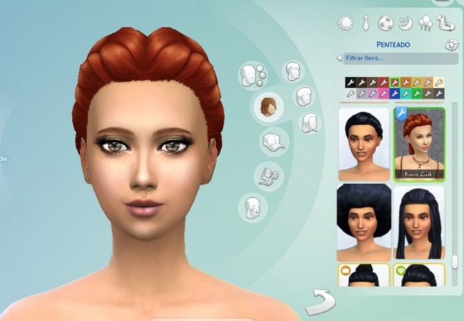 Sunshine Braid at My Stuff image 1607 670x464 Sims 4 Updates