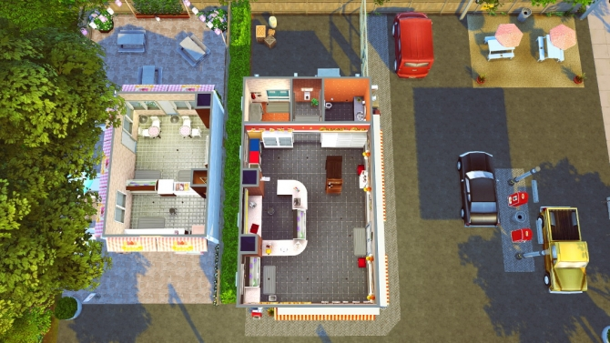 Gas Station 187 Sims 4 Updates 187 Best Ts4 Cc Downloads