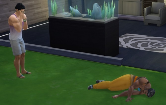 Deathray Mod For Freeze Ray By Nukael At Mod The Sims