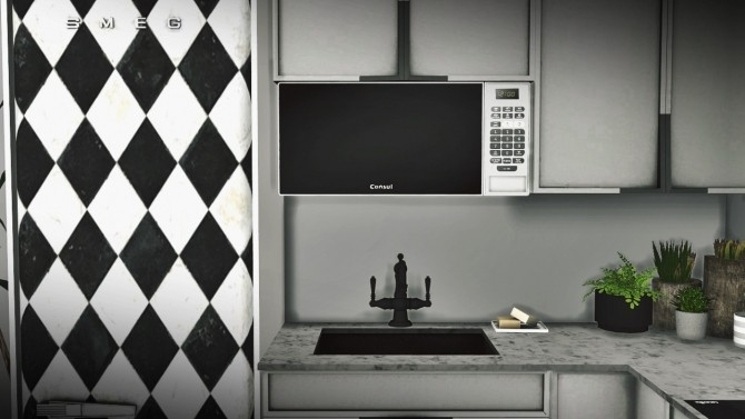 Louise Kitchen Set At Mxims 187 Sims 4 Updates