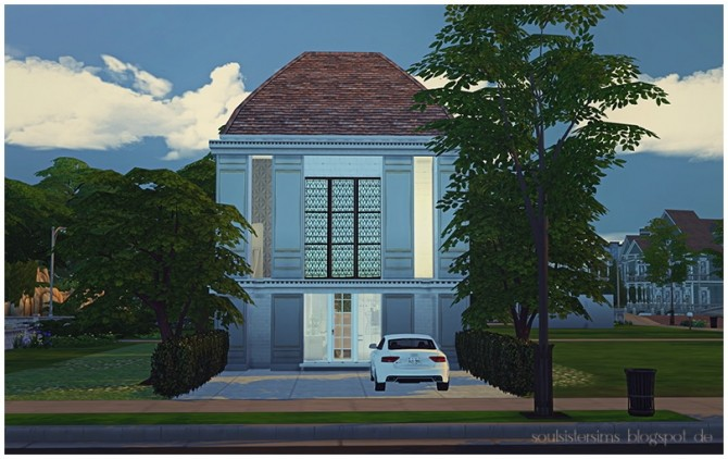30 Richmond house at SoulSisterSims image 2358 670x422 Sims 4 Updates