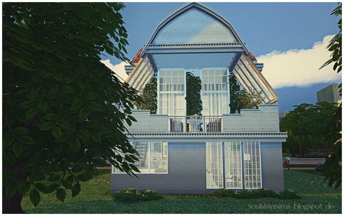 30 Richmond house at SoulSisterSims image 2378 670x422 Sims 4 Updates