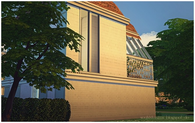 30 Richmond house at SoulSisterSims image 2387 670x422 Sims 4 Updates