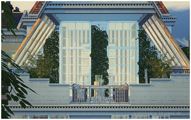 30 Richmond house at SoulSisterSims image 2408 670x422 Sims 4 Updates