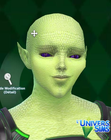 Aliens by Tigerone35 at L'UniverSims image 2511 Sims 4 Updates