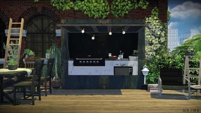 Outdoor Conversion Pack At Mxims 187 Sims 4 Updates