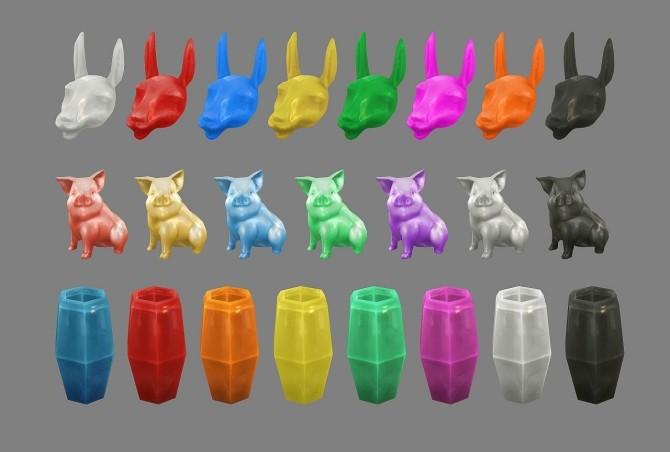 Glassware at Jool's Simming image 2684 670x452 Sims 4 Updates