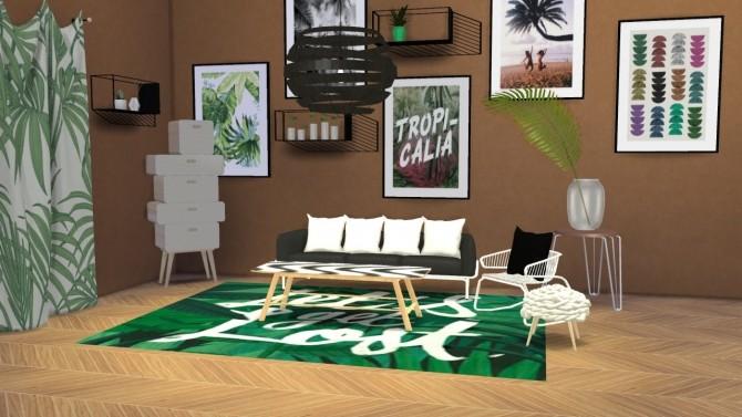 Urban Jungle Set at Meinkatz Creations image 2691 670x377 Sims 4 Updates
