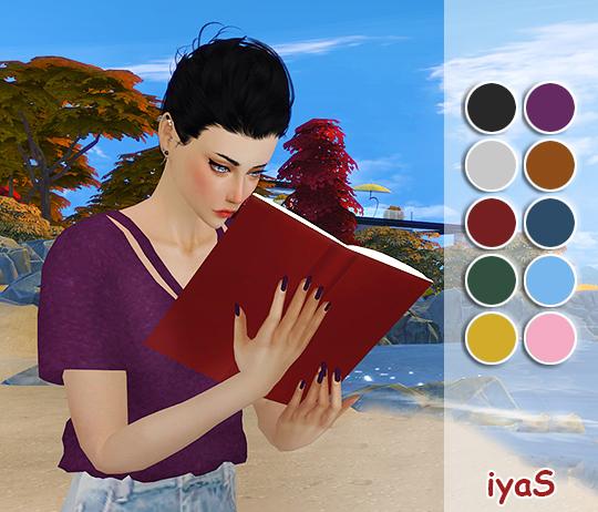 Book Acc at Soloriya image 2705 Sims 4 Updates