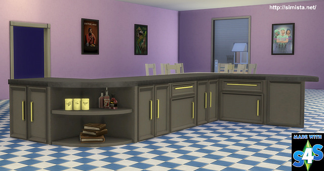 Forever Kitchen at Simista image 2735 Sims 4 Updates
