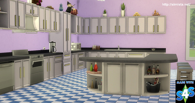 Forever Kitchen at Simista image 2745 Sims 4 Updates