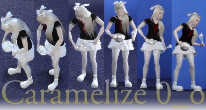 Cooking Poses at Caramelize image 2747 670x358 Sims 4 Updates