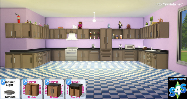 Forever Kitchen at Simista image 2765 Sims 4 Updates