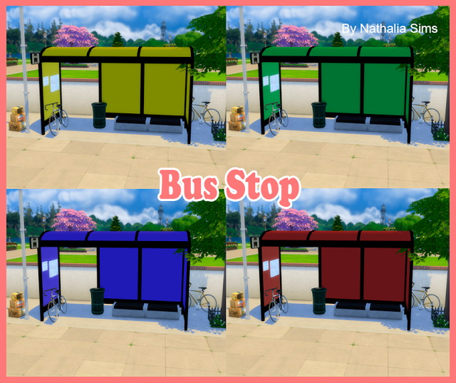how to play bus stop