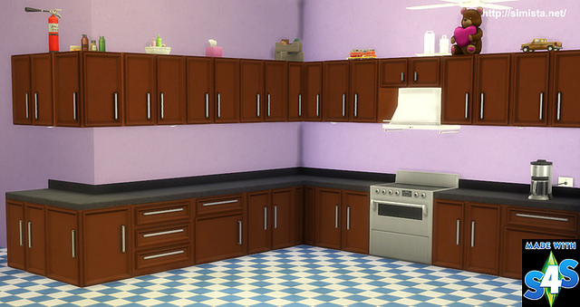 Forever Kitchen at Simista image 2775 Sims 4 Updates