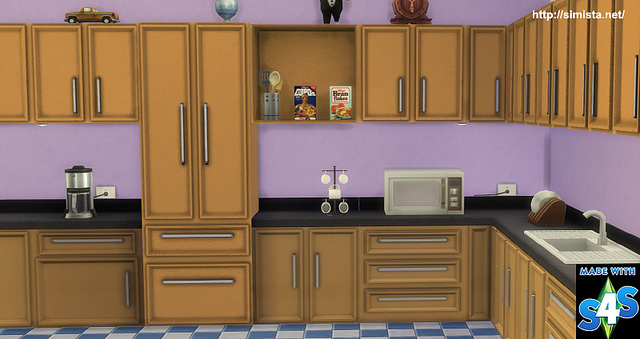 Forever Kitchen at Simista image 2806 Sims 4 Updates