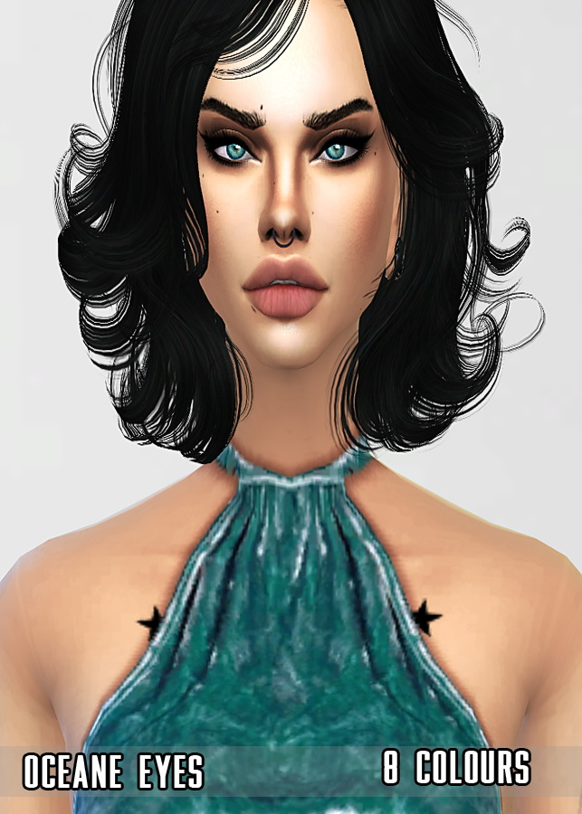 Oceane eyes at Sims by Skye image 30112 Sims 4 Updates