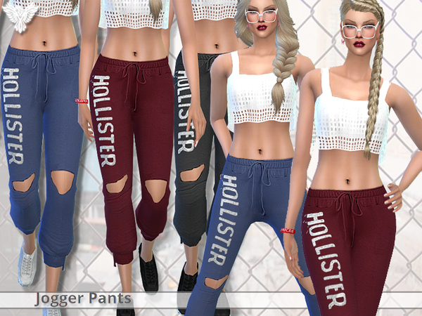 PZC Realistic Jogger Pants by Pinkzombiecupcakes at TSR image 3012 Sims 4 Updates