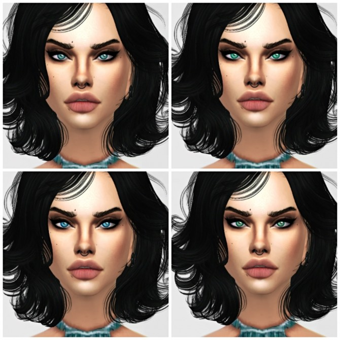 Oceane eyes at Sims by Skye image 3028 670x670 Sims 4 Updates