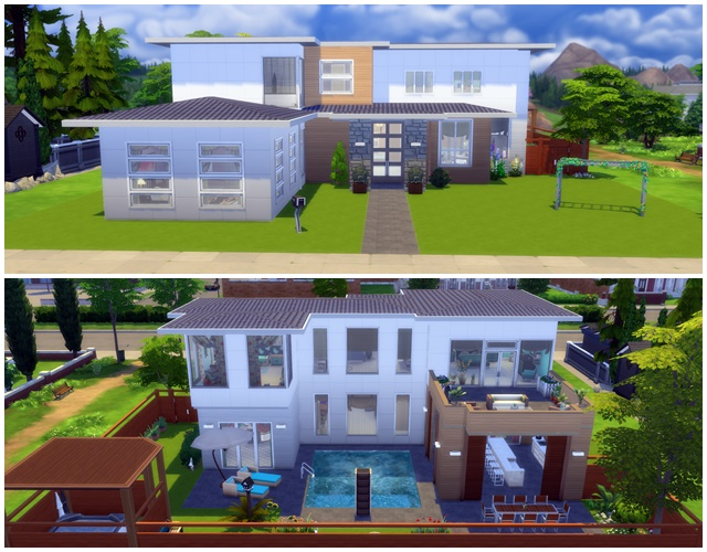 Sims 4 Home Sweet home by Meryane at Beauty Sims