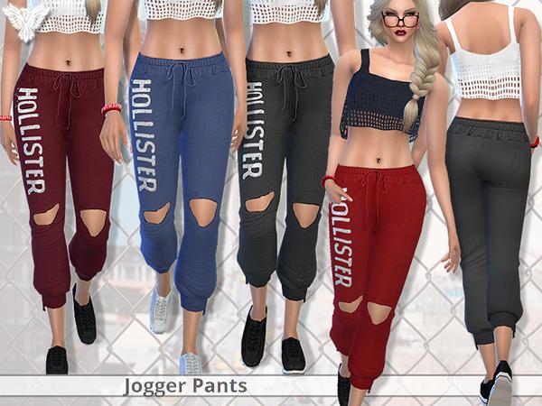 PZC Realistic Jogger Pants by Pinkzombiecupcakes at TSR image 3211 Sims 4 Updates