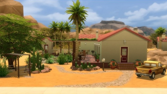 Sims 4 Monte Alentejano at Hafuhgas Sims Geschichten