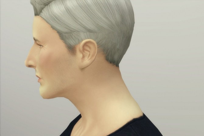 Sims 4 Beard N6 at Rusty Nail