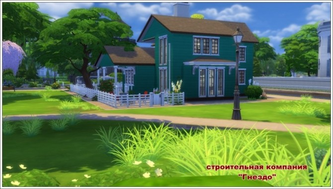 Verandah house at Sims by Mulena image 420 670x380 Sims 4 Updates