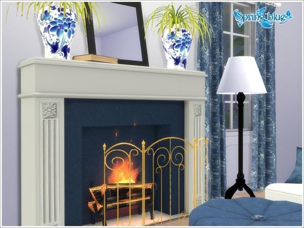 Azure Living by Severinka at TSR image 516 Sims 4 Updates