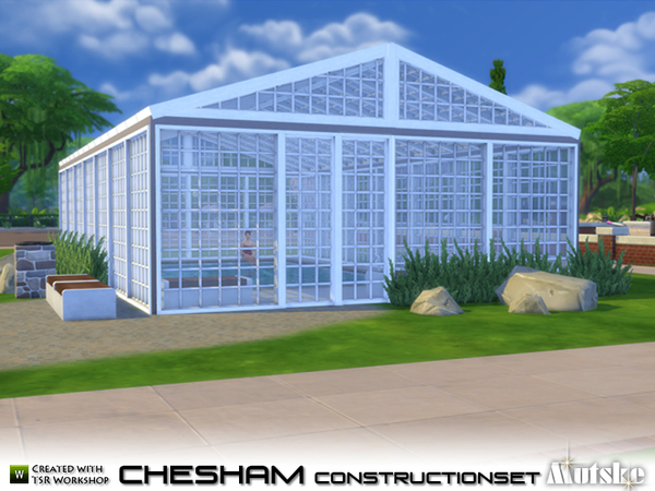 Chesham Constrution Set Part 1 By Mutske At Tsr 187 Sims 4