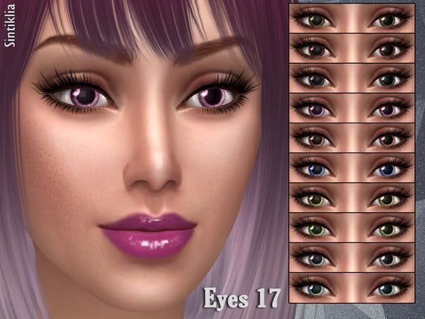 Sims 4 Eyes 17 by Sintiklia at TSR