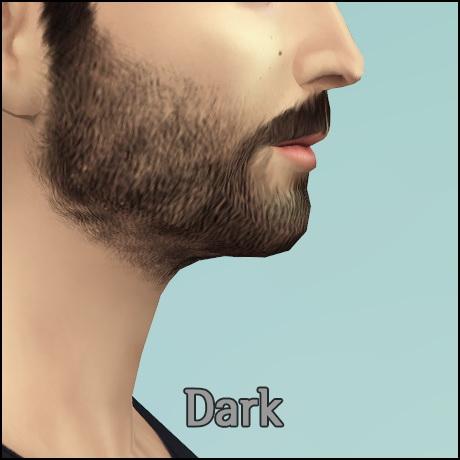 Sims 4 Beard N3 at Rusty Nail
