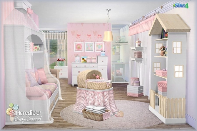 Candy Covered Nursery Amp Kids Room Free Pay At