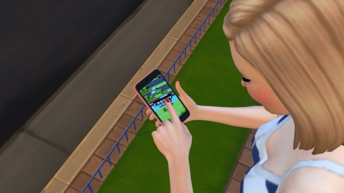 THE SIMS 4 IPHONE 7