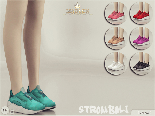 Madlen Stromboli Shoes By Mj95 At Tsr 187 Sims 4 Updates