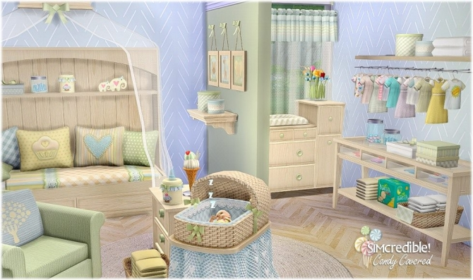 Nursery Sims 4 Updates Best TS4 CC Downloads Page 3 Of 5