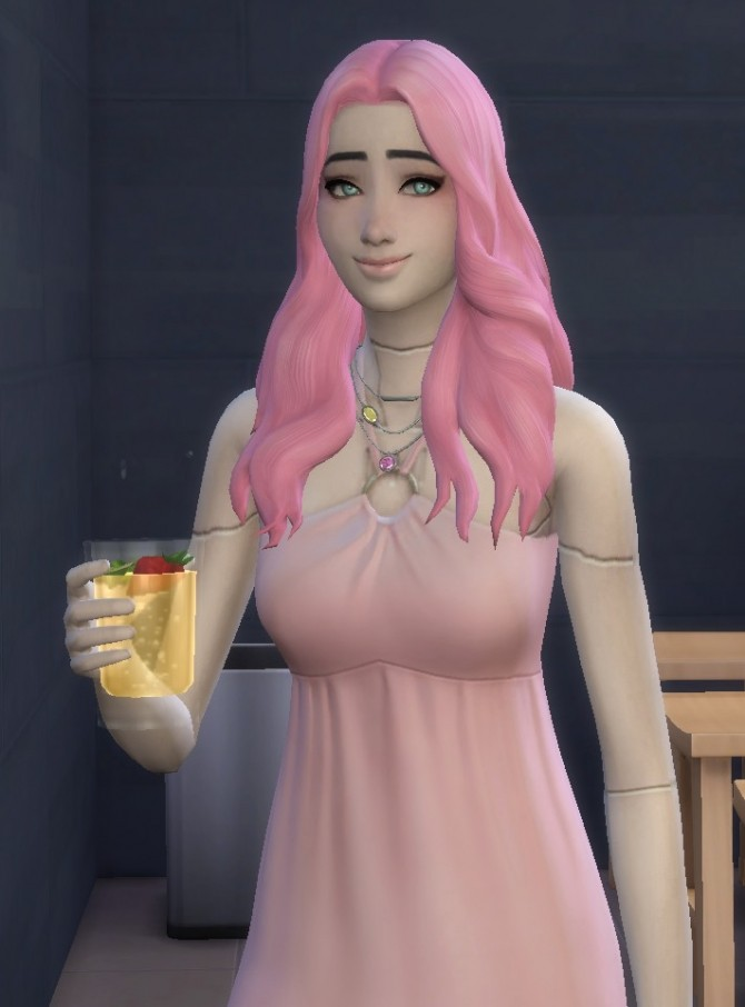 Sims 4 Spa Day Hair Recolours by SouperCooky at Mod The Sims