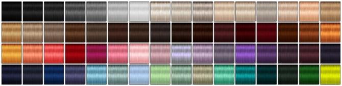 Ade Darma Viola: Solids & Dark Roots at Miss Paraply image 875 670x170 Sims 4 Updates